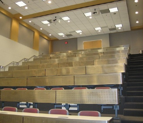 Stadium Seating Classroom