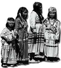 Havasupai Girls