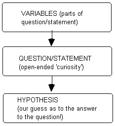 "dissertation writing question hypothesis ""scientific writing almost always begins with a question that cannot be definitively   is to ask yourself questions throughout the research leading up to writing the  essay  are you aware of existing work relevant to your question or hypothesis."